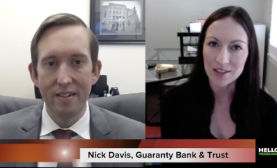 nterview with Nick Davis, Guaranty Bank & Trust
