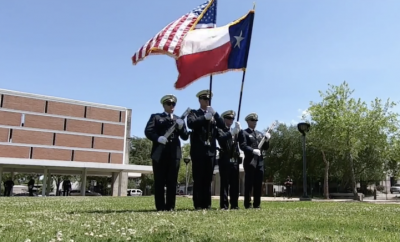 2020 Conroe Police Department Police Memorial Ceremony
