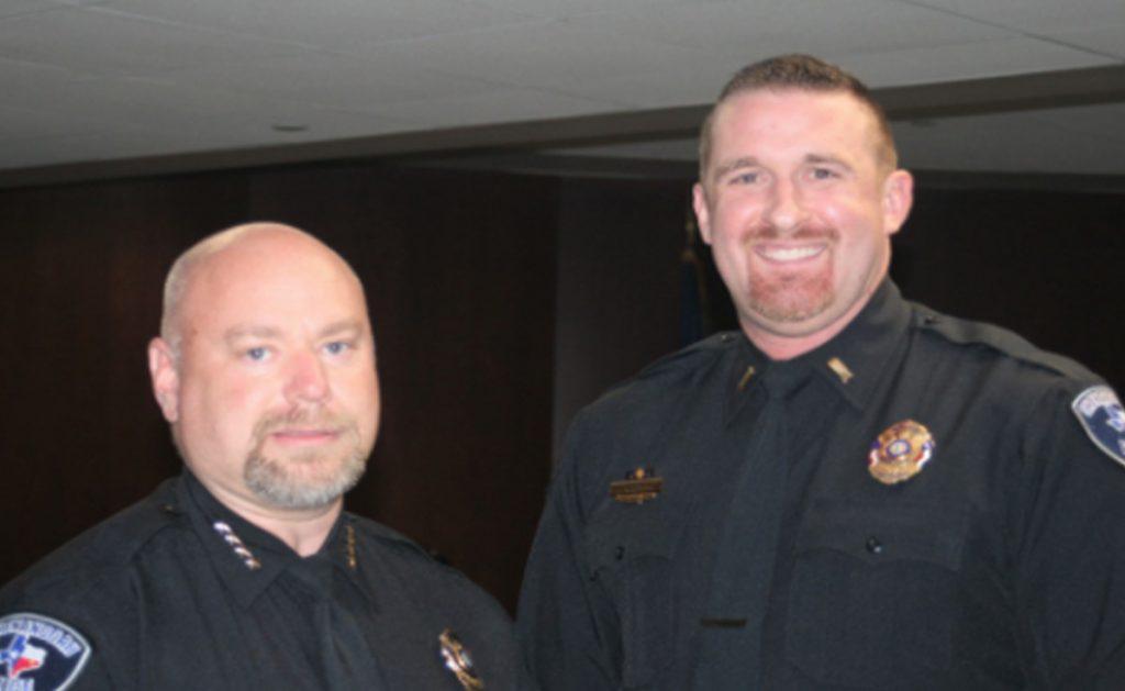 Shenandoah Police Officer 2020