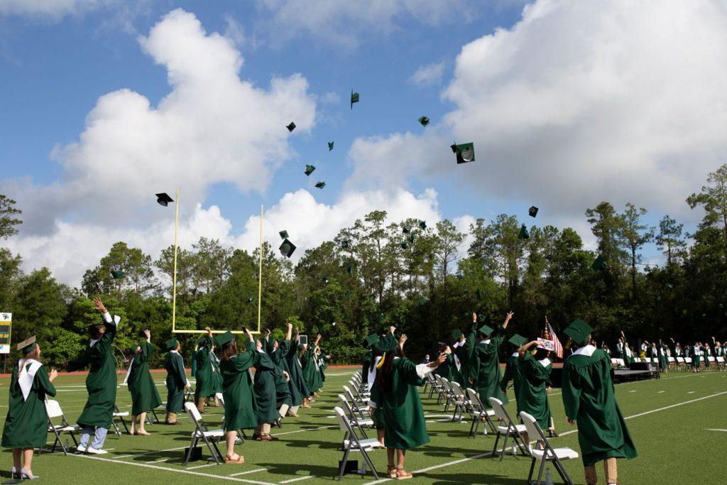 Commencement 2020 TWCA Woodlands Christian Academy Graduation