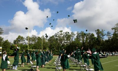 Commencement 2020 TWCA Woodlands Christian Academy Graduation
