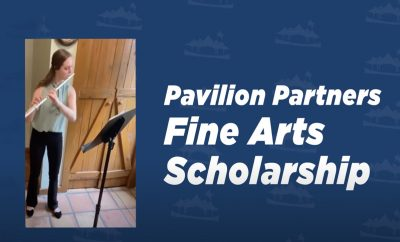 Cynthia Woods Mitchell Pavilion Partners 2020 Fine Arts Scholarship