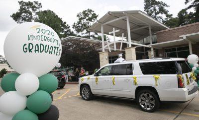 Kindergarten Graduation 2020 twca woodlands christian academy