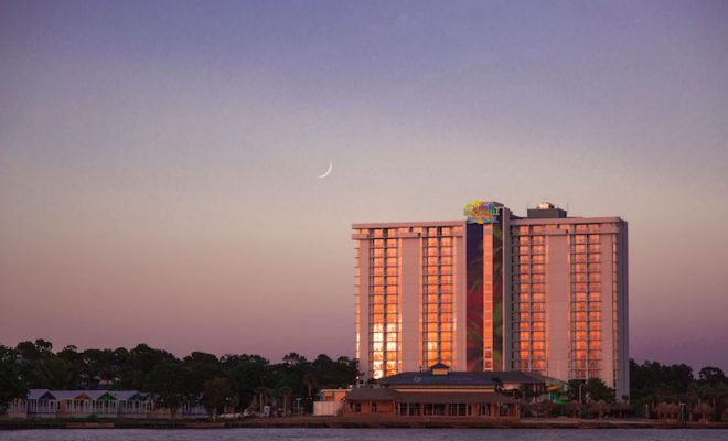 Margaritaville Guest Suites Tower at Sunset