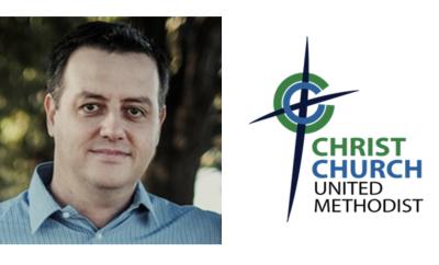 Christ Church United Methodist Welcomes Dr. Ralph Du Plesis
