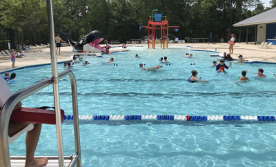 Beginning on Monday, June 22, 2020, two Township pools will add evening hours. Bear Branch Pool and Wendtwoods Pool will open Monday through Friday from 2 p.m. to 8 p.m. and Saturday and Sunday from noon to 6 p.m.
