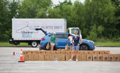 Montgomery County Pantry Partners Mobile Food Pantry