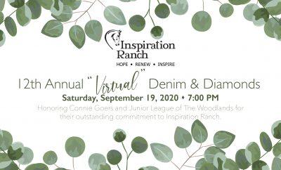 Inspiration Ranch Virtual Denim Diamonds Gala 2020