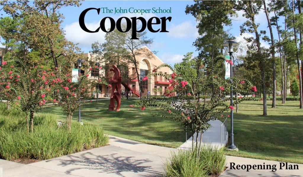 John Cooper School Reopening 2020
