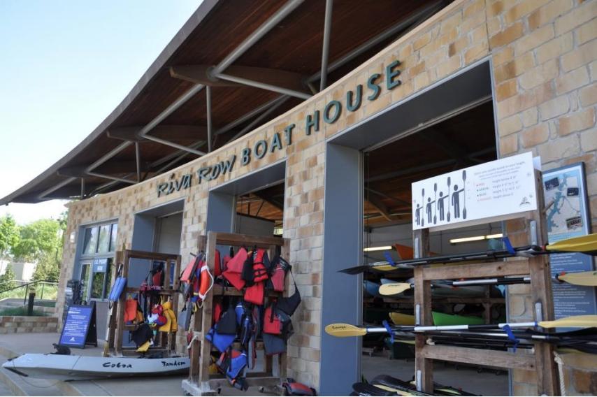 Riva Row Boat House 2020