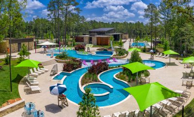 The Woodlands Hills Pools