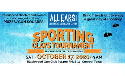 All Ears Sporting Clays Tournament 2020