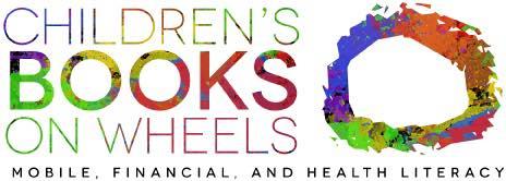 Children's Books on Wheels Logo 2020 High Res