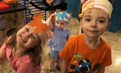The Woodlands Children's Museum Re-opens with Milkshake Truck and More