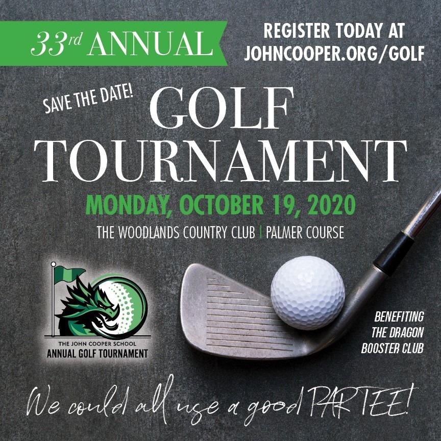 John Cooper School 33rd Golf Tournament