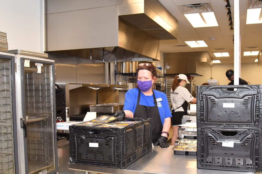 MOW staff meals on wheels Montgomery county IFCO 2020