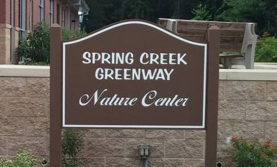 Spring Creek Greenway Nature Center Cover