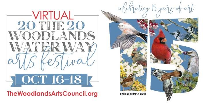 Woodlands Waterway Arts Festival 2020