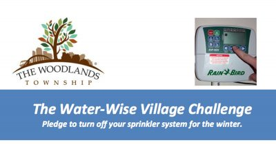 water wise village challenge township environmental services no year Cover