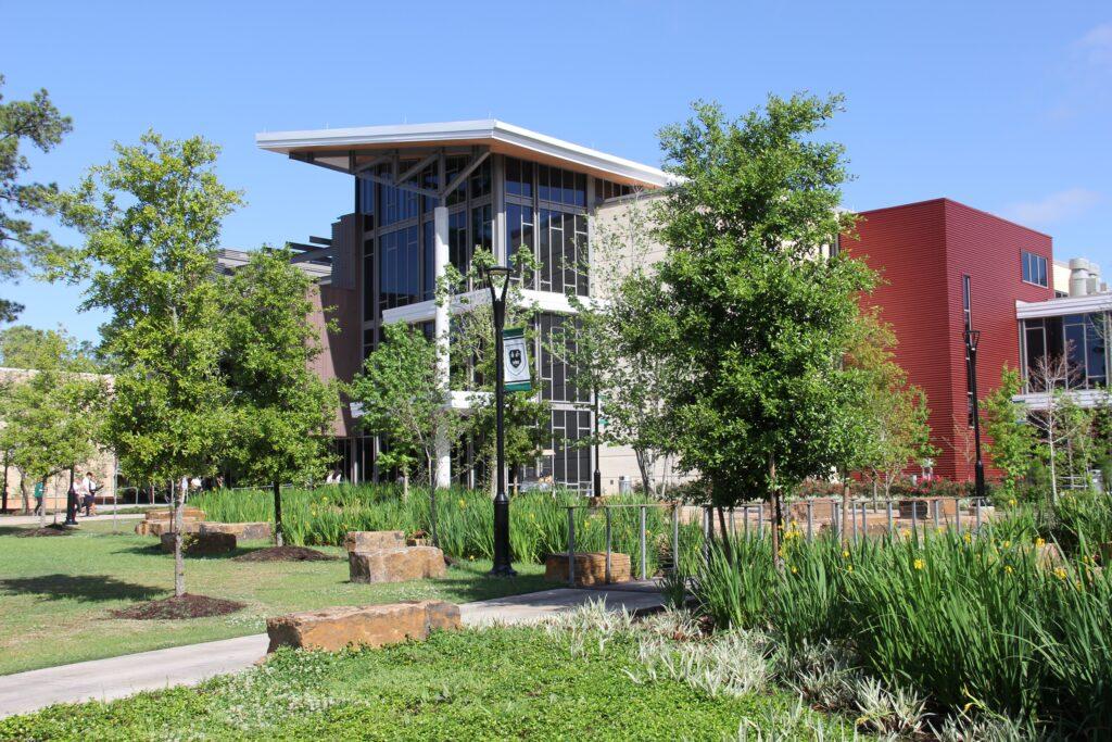 john cooper school building exterior