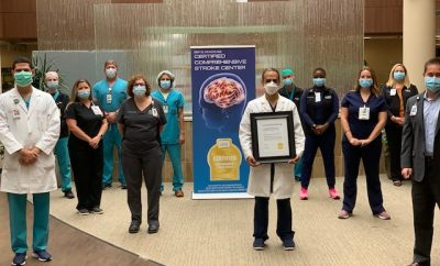 Memorial Hermann The Woodlands Medical Center receives Comprehensive Stroke Center Certification