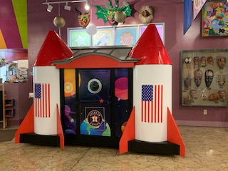 Project Playhouse at TWCM The Woodlands Children's Museum