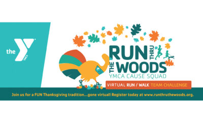 Run thru woods virtual 2020 YMCA