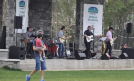 Concert in the Park returns this fall to Northshore Park, located at 2505 Lake Woodlands Drive in The Woodlands, Texas 77381. The free concerts take place Sundays from 5:30 to 7:30 p.m.