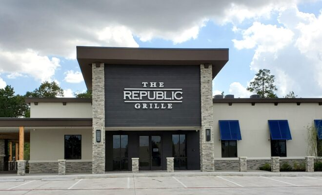 The Republic Grille Spring 2020