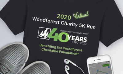 Woodforest Charity 5k 2020