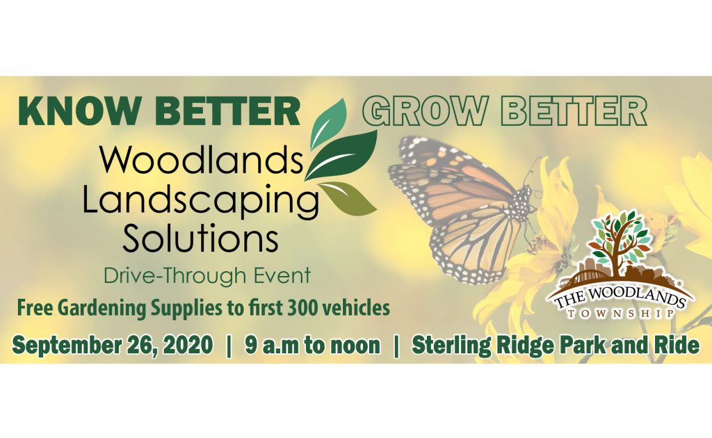 Woodlands Landscaping Solutions 2020