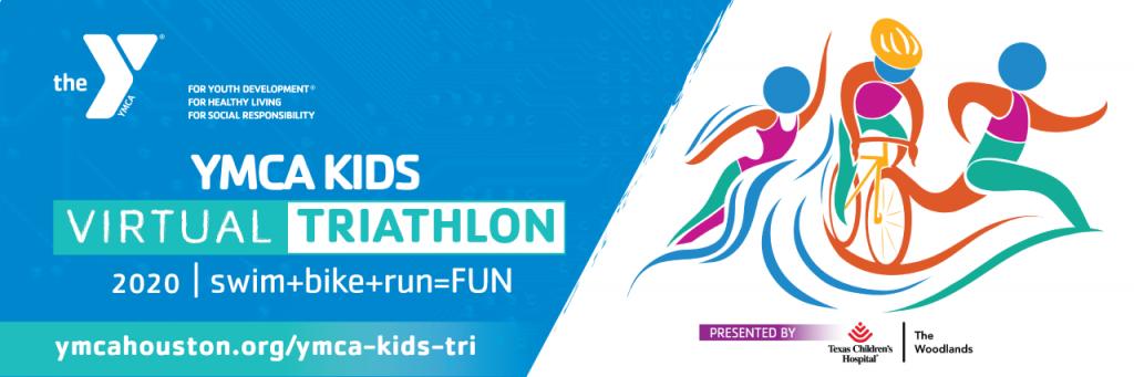 YMCA Virtual Kids Triathlon 2020