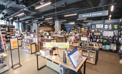 Amazon Opens Two New Stores in Houston The Woodlands