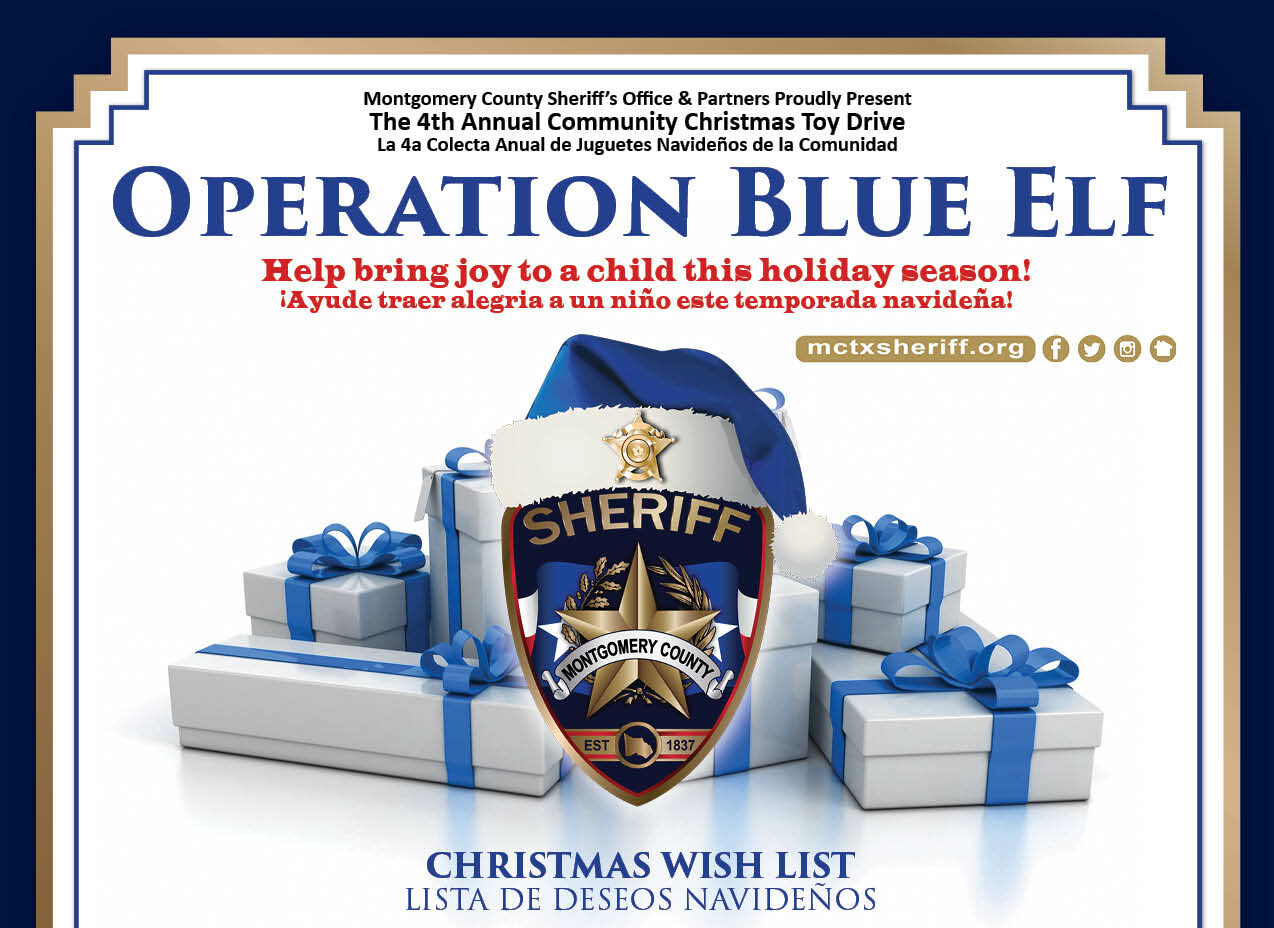 4th Annual Operation Blue Elf
