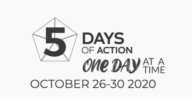 5 days of action