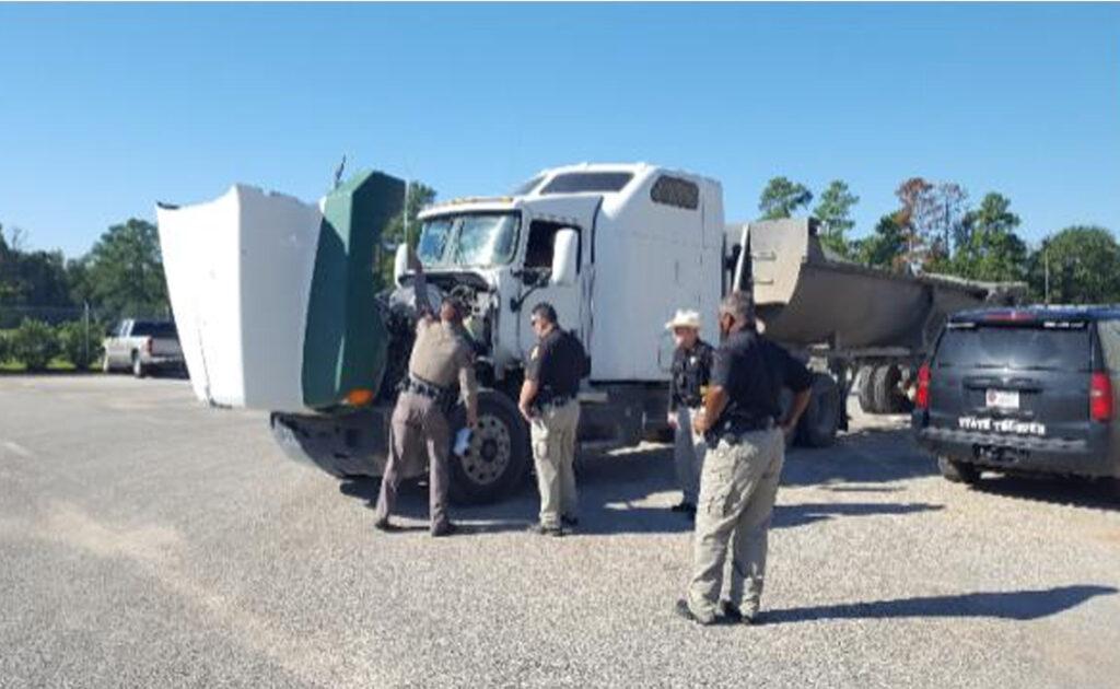 Commissioner Charlie Riley Magnolia Unsafe Heavy Trucks