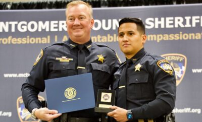 Sheriff Holds October Promotion Ceremony Photo by Rod Prado