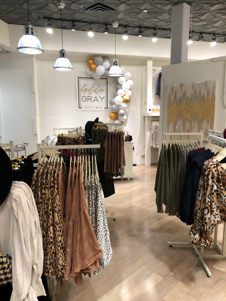 Golden Gray Boutique Market Street