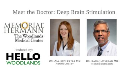 Mermorial Hermann DPS Deep Brain Stimulation