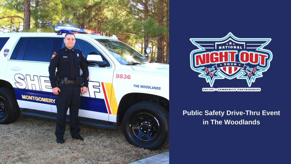 National Night Out Drive Through 2020