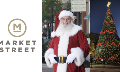 HOLIDAY EVENTS AT MARKET STREET - THE WOODLANDS