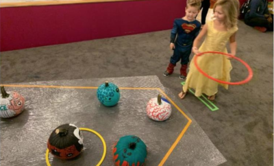 Woodlands Children's Museum Spooktacular 2020