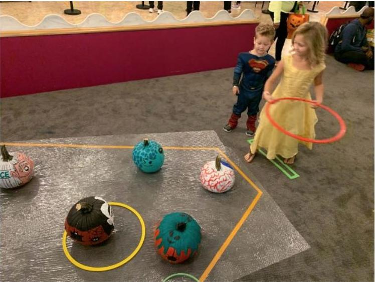 Woodlands Children's Museum Spooktacular 2020