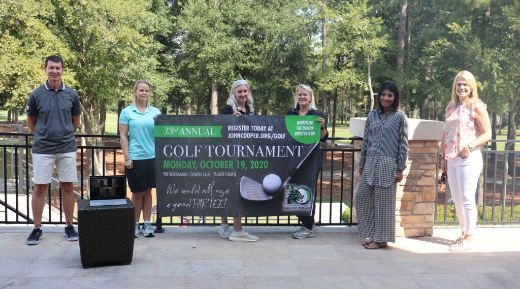 john cooper school golf tournament 2020