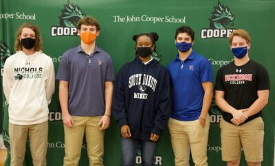 The John Cooper School College Signing Ceremony Photo by Rod Prado HelloWoodlands