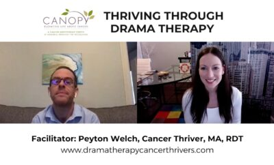 Drama Therapy with Peyton Welch