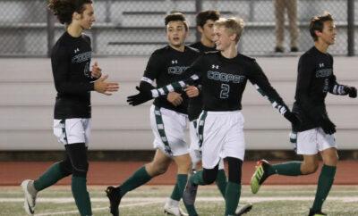 John Cooper School Boys Varsity Soccer 2020