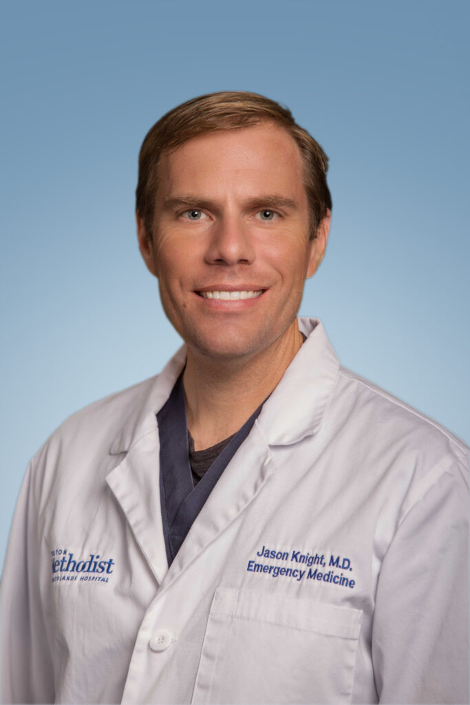 HOUSTON METHODIST THE WOODLANDS PHYSICIANS Jason Knight MD