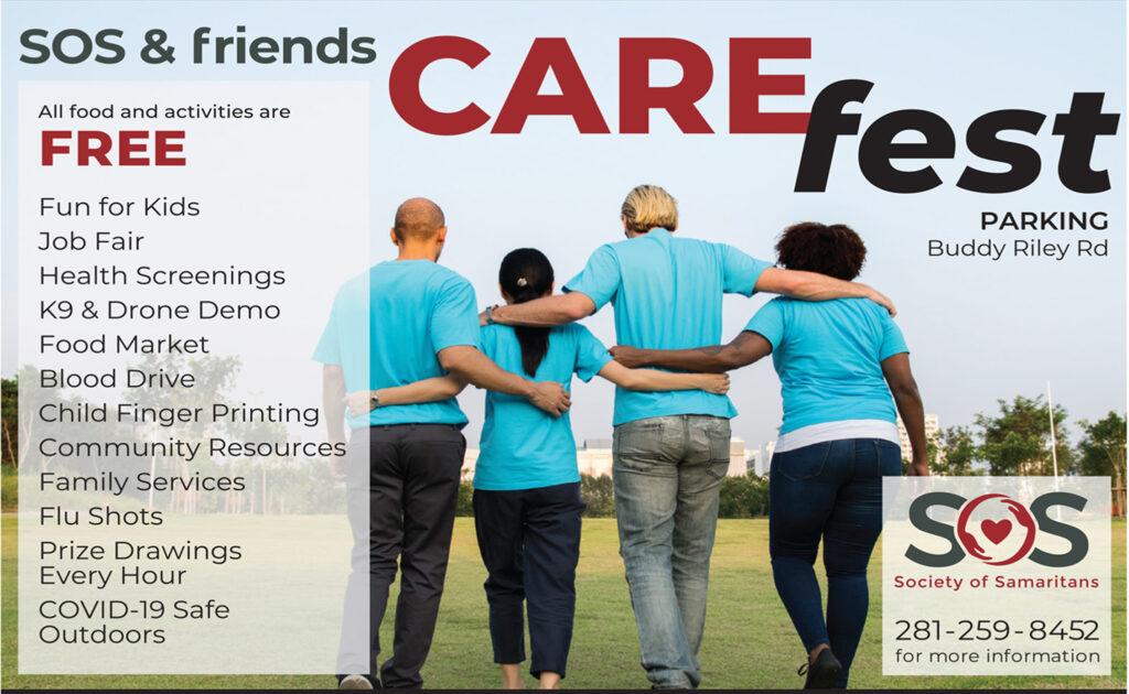 SOS Society of Samaritans CAREfest 2020