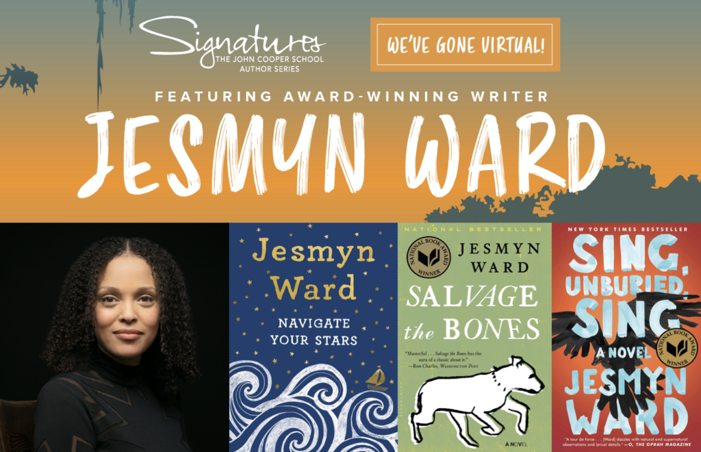 The John Cooper School Announces 16th Annual Signatures Author Series Is GOING VIRTUAL on Friday, December 4